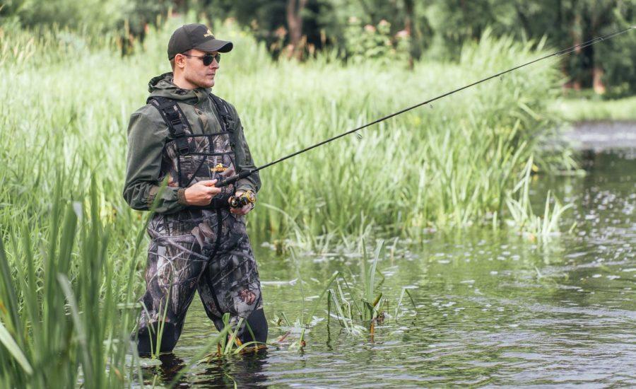 рыболовный костюм