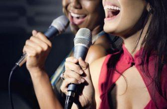 лучший микрофон для караоке
