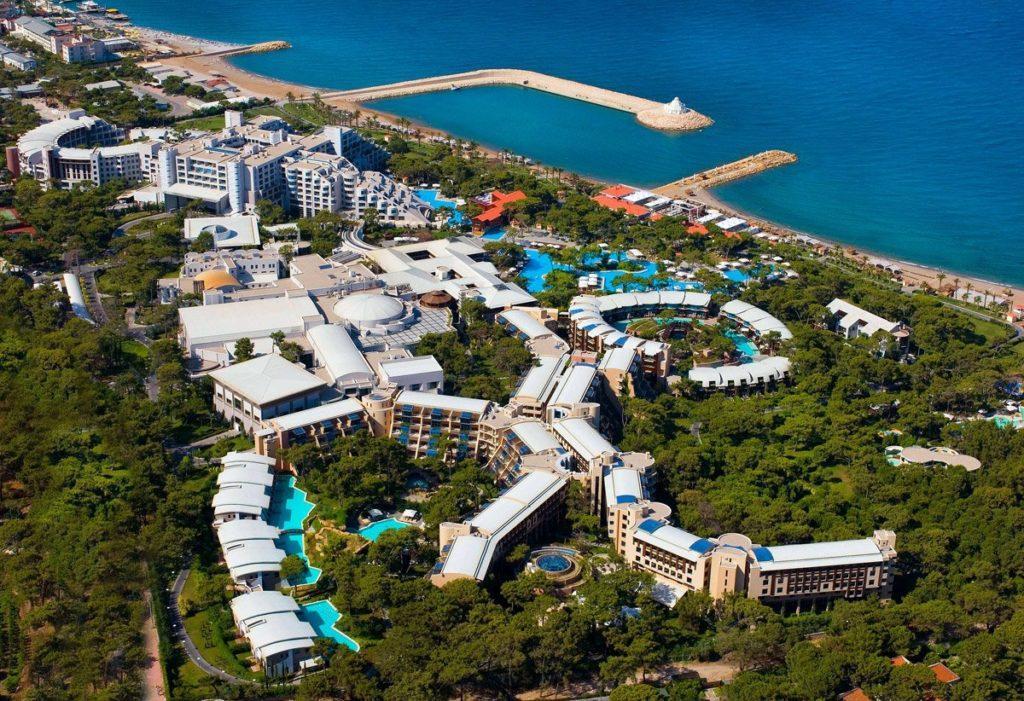 Рейтинг 10 лучших отелей Турции 5 звезд по отзывам и рейтингу гостиниц
