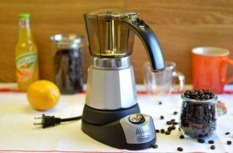 рейтинг гейзерных кофеварок