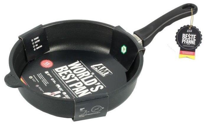 Выбираем лучшую сковороду с антипригарным покрытием. Топ-10 моделей по отзывам покупателей
