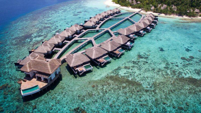 ТОП 10 лучших отелей на Мальдивах: как выбрать, сравнительная таблица отелей
