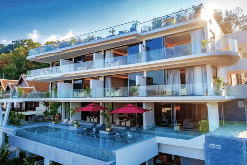 10 лучших отелей Тайланда для отдыха с детьми или вдвоем