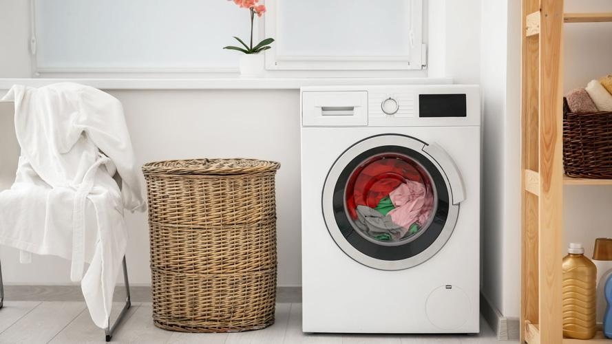 стиральная машинка с фронтальной загрузкой
