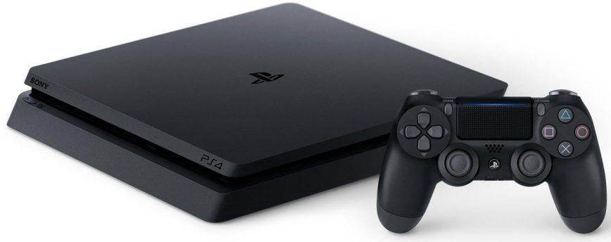 PlayStation 4 Slim Black 500 GB