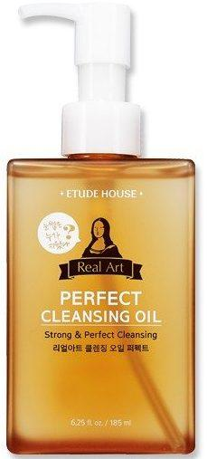 """Etude House """"Real Art Perfect Cleansing Oil"""""""