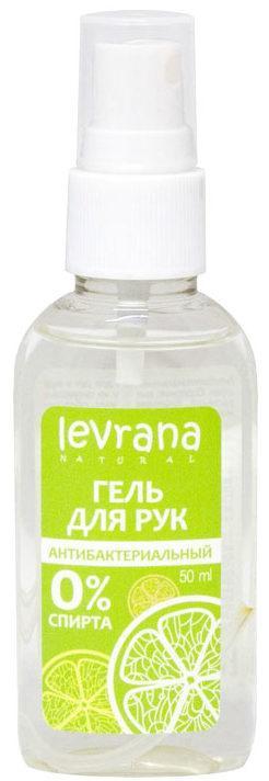 Levrana «Антибактериальный гель для рук»