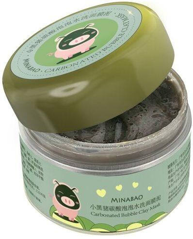 Minabao «Carbonated Bubble Clay Mask»
