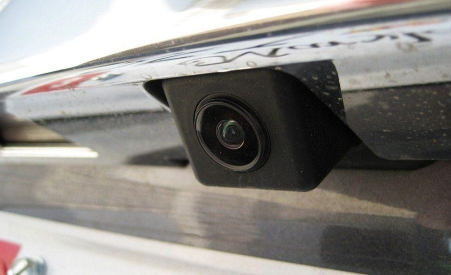 задняя камера для авто