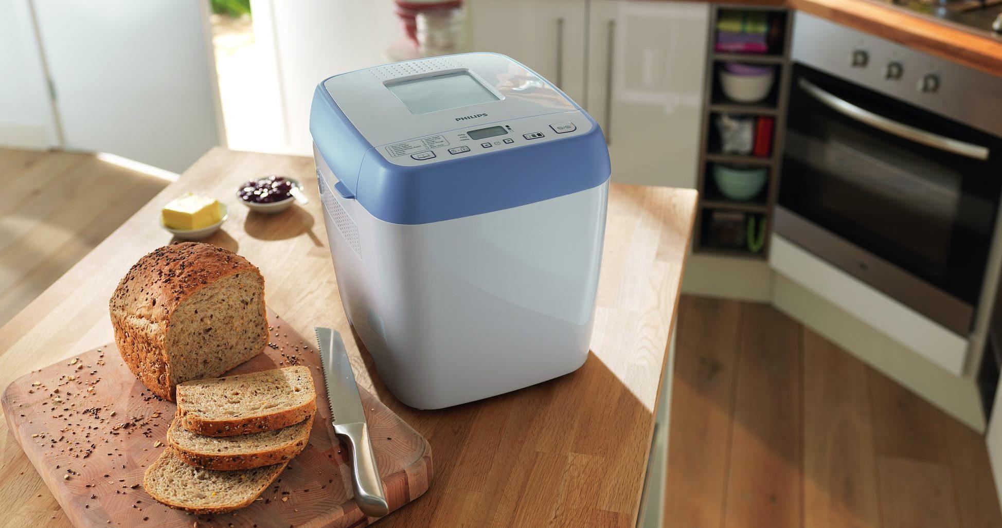 хлебопечка для домашнего использования