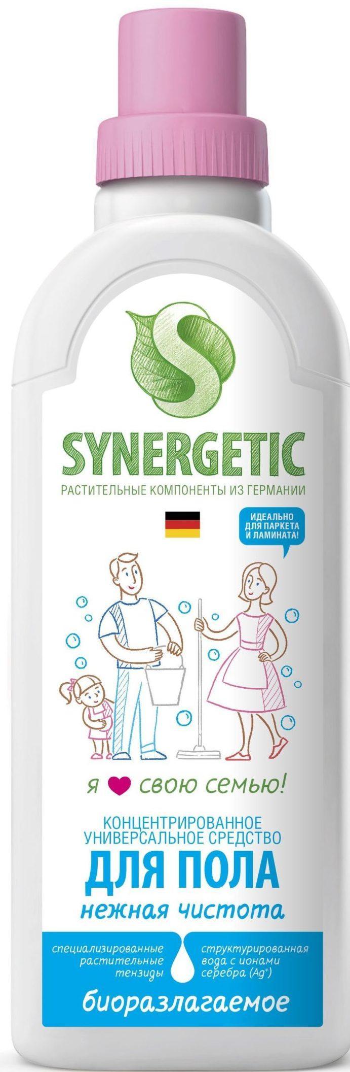 Synergetic «Нежная чистота»