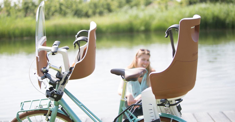 велокресла для детей