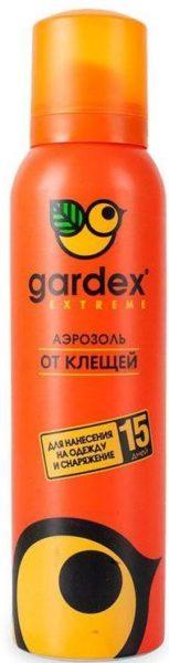 Аэрозоль Gardex Extreme от клещей, 150 мл