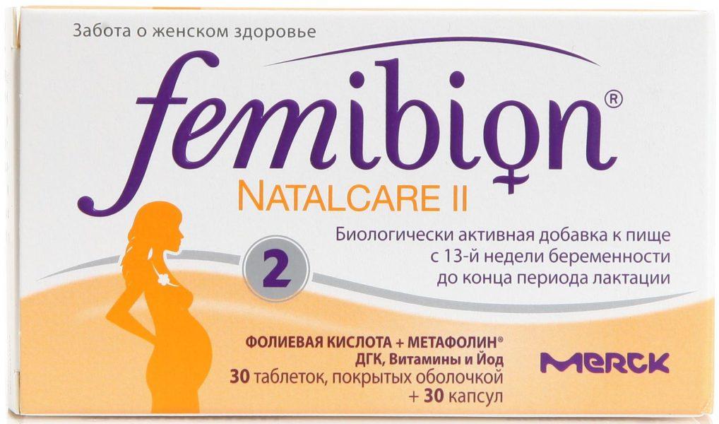 Фемибион наталкер