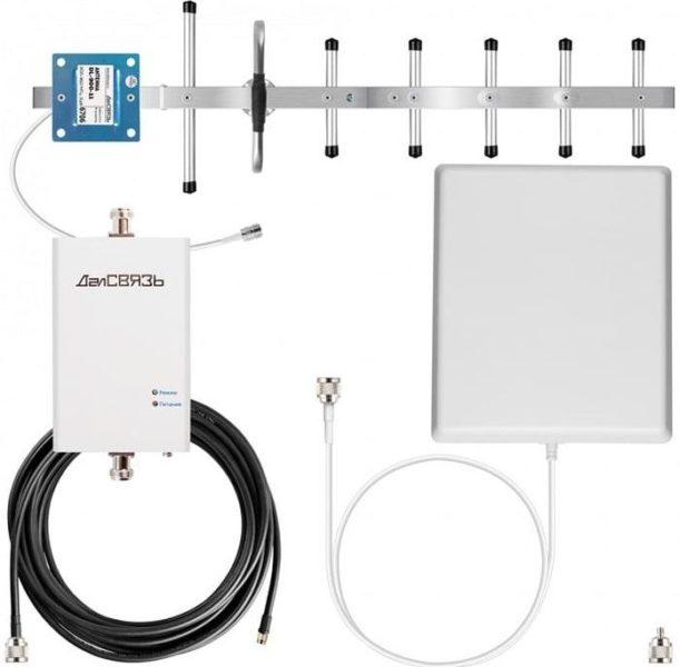 Готовый комплект ДалCвязь DS-900-10 C2