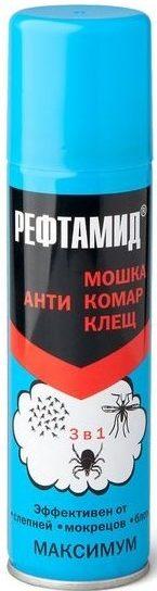 Спрей Рефтамид 3 в 1 Максимум, 100 мл