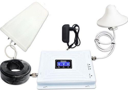 Усилитель сотовой связи трехдиапазонный (900 1800 2100MHz) комплект