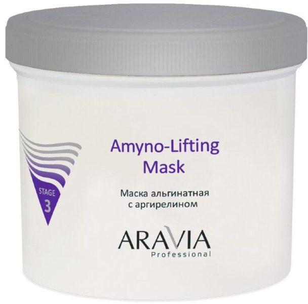 ARAVIA Professional Amyno-Lifting Маска альгинатная с аргирелином