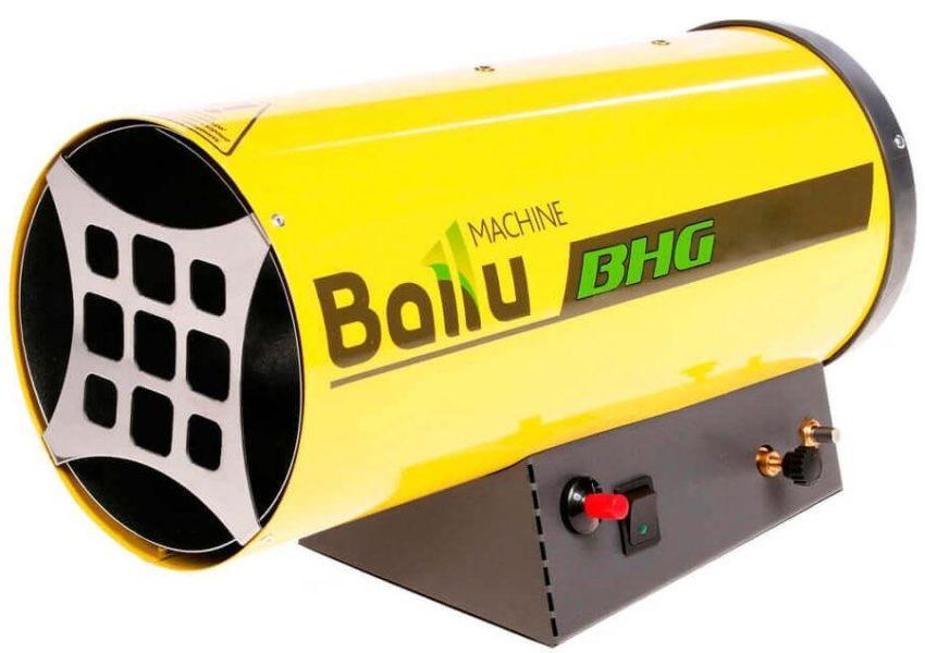 Ballu BHG-20 (17 кВт)