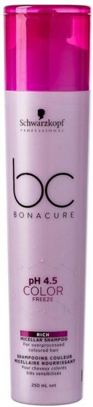 BC Bonacure pH 4.5 Color Freeze Sulfate-Free