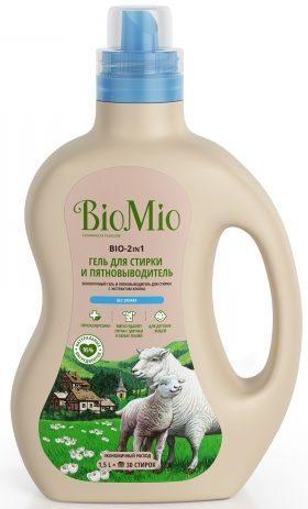 BioMio Bio-2в1 c экстрактом хлопка