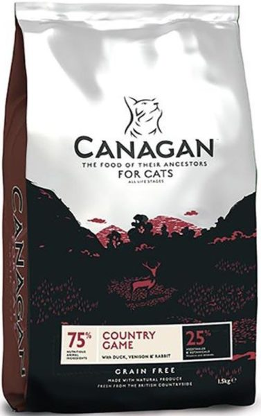 Canagan For cats GF Country Game