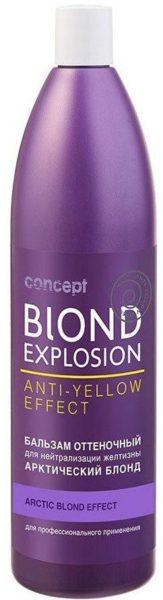 Concept Blond Explosion оттенок Арктический блонд