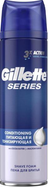 Conditioning Series питающая и тонизирующая Gillette