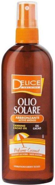 Delice Solaire с маслом кокоса