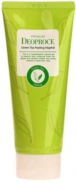 Deoproce Premium Green Tea Peeling Vegetal