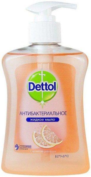Dettol c ароматом грейпфрута