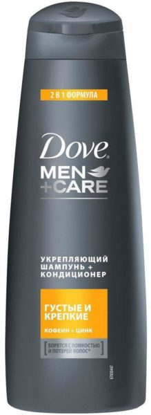 Dove Men+Care Густые и крепкие