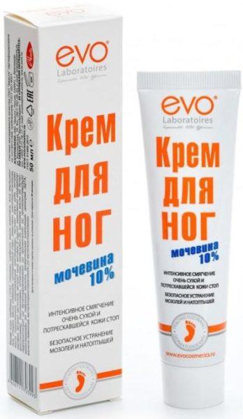 EVO laboratoires Мочевина 10%