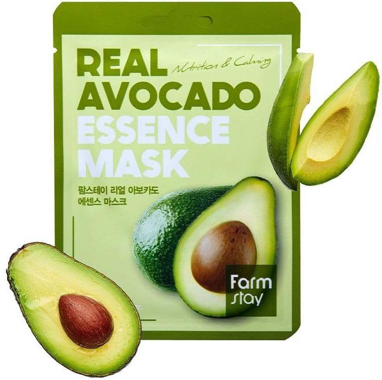 Farmstay маска с экстрактом авокадо