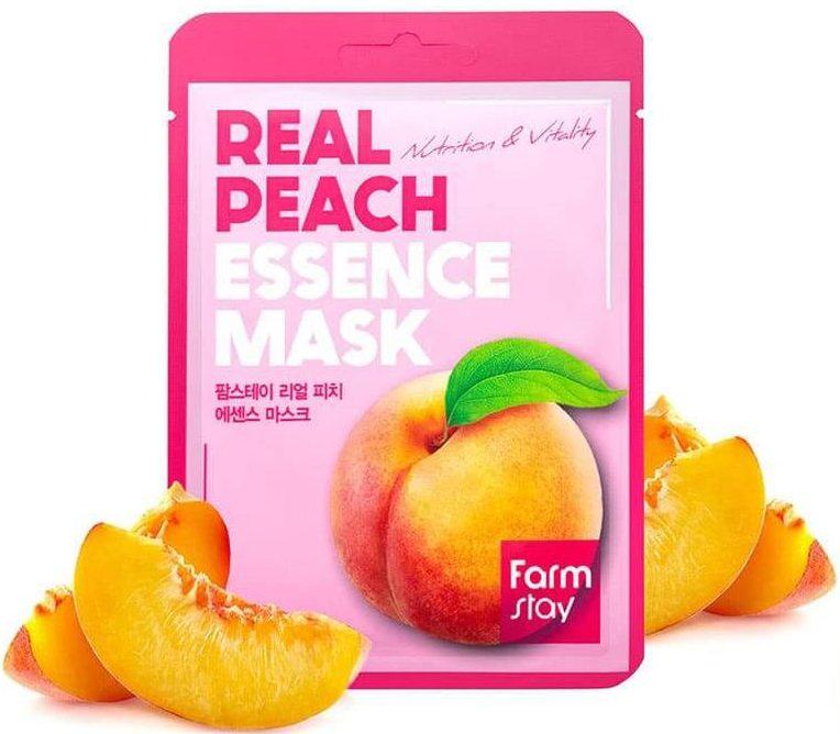 Farmstay маска с экстрактом персика