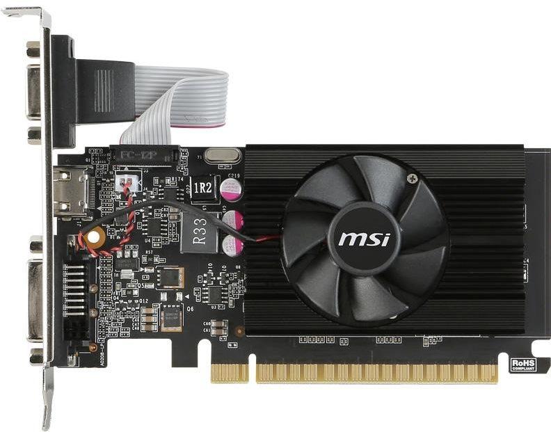 GeForce GT 710 954MHz
