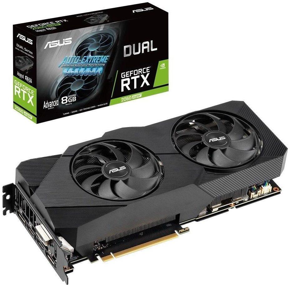GeForce RTX 2060 SUPER 1695MHz