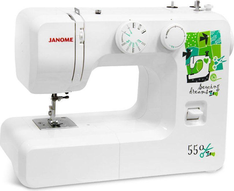 Janome 550