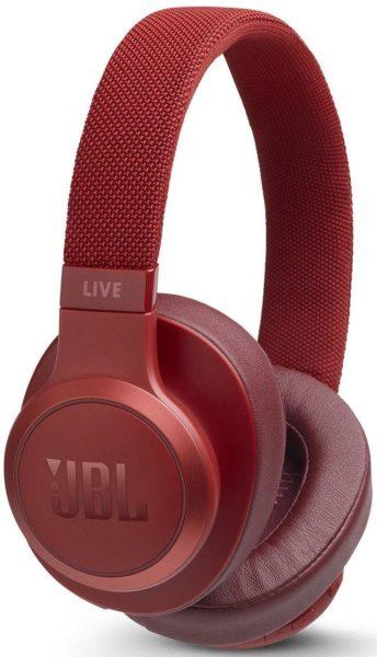 JBL Live 500BT, red