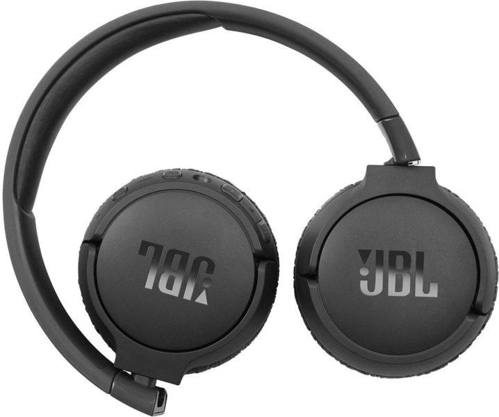 JBL Tune 660NC, black