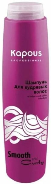 Kapous Professional шампунь Smooth and Curly