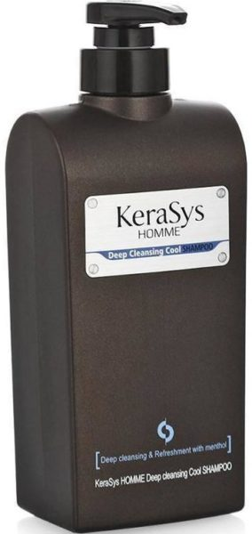 KeraSys Homme Deep Cleansing Cool