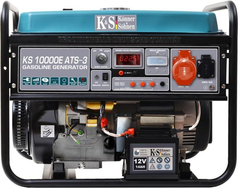 Konner & Sohnen KS 10000E ATS