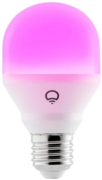 LIFX Mini Color, E27, A19, 9Вт