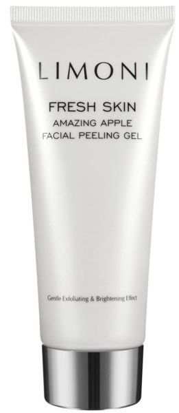 Limoni Fresh skin Amazing apple facial peeling gel