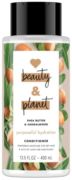 Love Beauty and Planet Shea Butter & Sandalwood