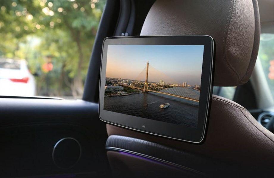 телевизор в авто