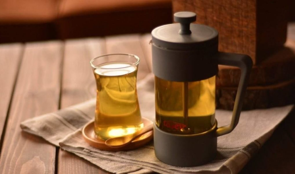 френч-пресс для чая
