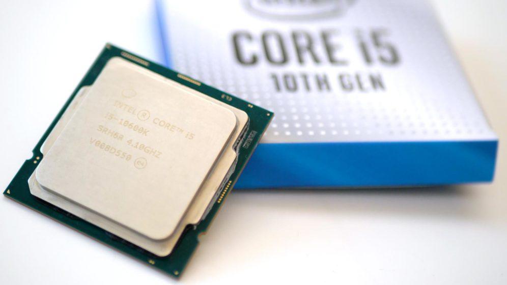 процессоров Intel для ПК