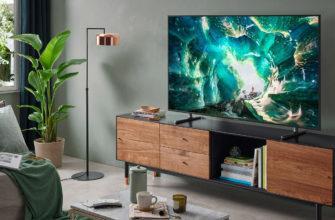 4k телевизор 43 дюйма